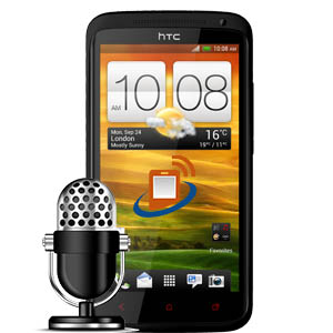 HTC One X Plus Microphone Repair