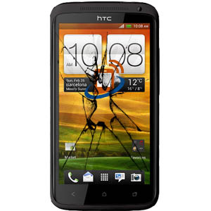 HTC One X LCD / Display Screen Repair