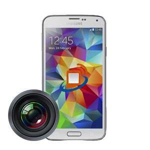 Samsung S5 Rear Camera Repair