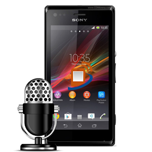 Sony Xperia ZR Microphone Repair