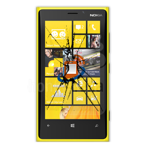 Nokia Lumia 920 LCD / Display Screen Repair