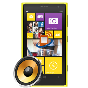 Nokia Lumia 1020 Earpiece Repair