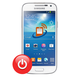 Samsung S4 Mini Power Button Repair