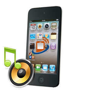 iPod 4 Loudspeaker Repair