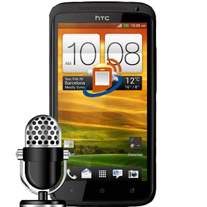 HTC One X Microphone Repair