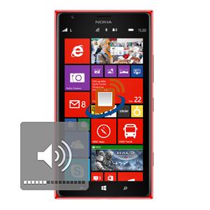 Nokia Lumia 1520 Volume & Mute Buttons Repair