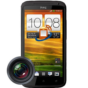 HTC One X Rear Camera Repair
