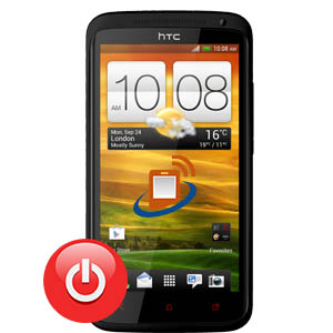 HTC One X Plus Power Button Repair