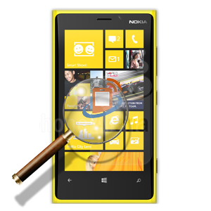 Nokia Lumia 920 Unknown Fault / Problem Diagnosis