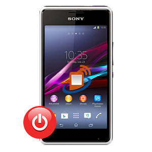 Sony Xpeira E1 Power Button Repair