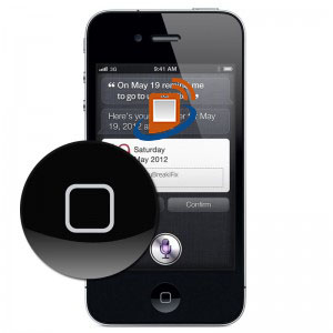 iphone 4S Home Button Repairs
