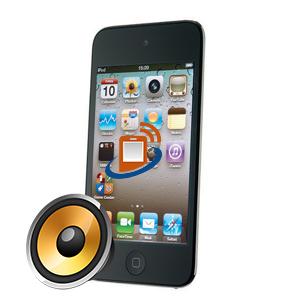 iPod 4 Earpiece Repair