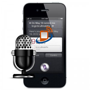 iphone 4S Microphone