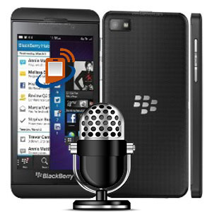 BlackBerry Z10 Microphone