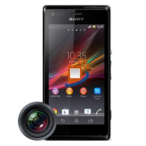 Sony Xperia M Rear Camera Repair