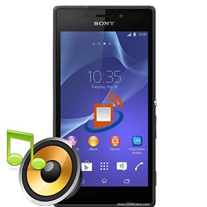Sony Xperia M 2 Loudspeaker Repair