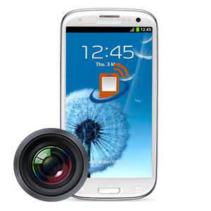 Samsung S3 Rear Camera Repair