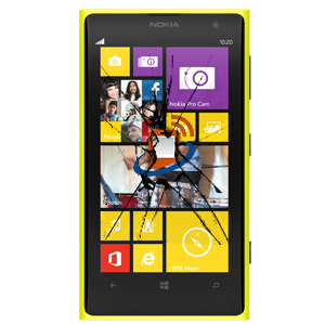 Nokia Lumia 1020 LCD / Display Screen Repair