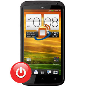 HTC One X Power Button Repair