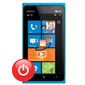 Nokia Lumia 800 Power Button Repair