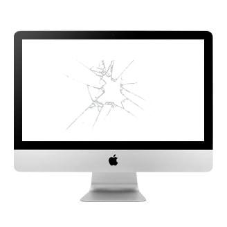 iMac Screen Glass Replacement Dubai