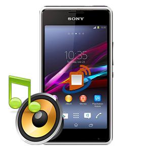 Sony Xperia E1 Dual Loudspeaker Repair
