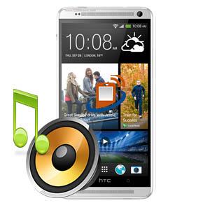 HTC One Max Loudspeaker Repair