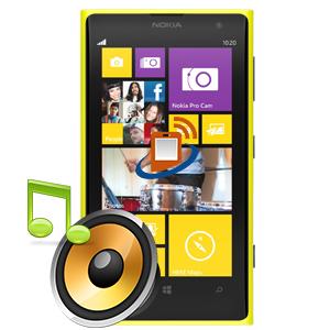 Nokia Lumia 1020 Loudspeaker Repair