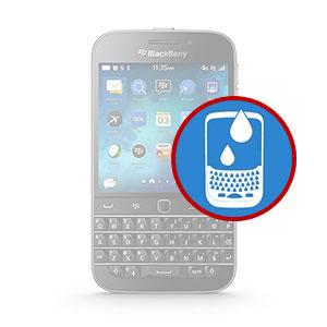 BlackBerry Classic Liquid Damage Repair Dubai, My Celcare JLT,