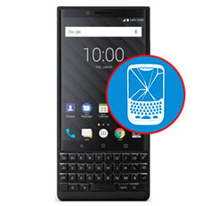 BlackBerry Key2 LCD Screen Repair Dubai