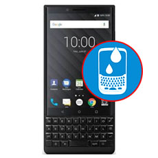 BlackBerry Key2 Liquid Damage Repair Dubai