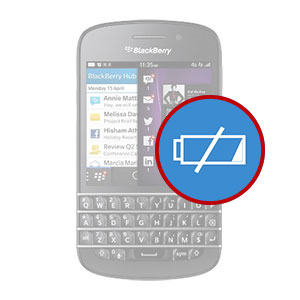 BlackBerry Q10 Battery Replacement Dubai