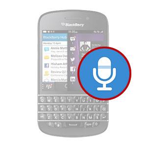 BlackBerry Q10 Microphone Repair Dubai, My Celcare JLT,