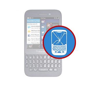 BlackBerry Q5 LCD Screen Replacement Dubai, My Celcare JLT,