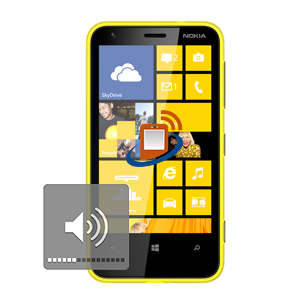 Nokia Lumia 620 Volume & Mute Buttons Repair