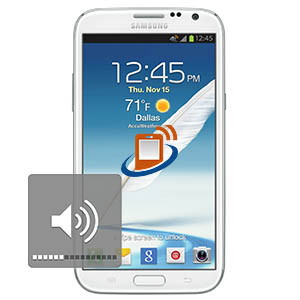 Samsung Note 2 Volume & Mute Buttons Repair