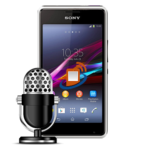 Sony Xperia E1 Microphone Repair