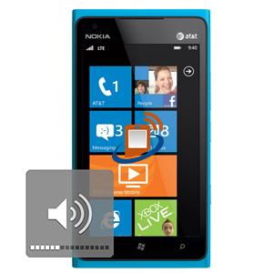 Nokia Lumia 800 Volume & Mute Buttons Repair