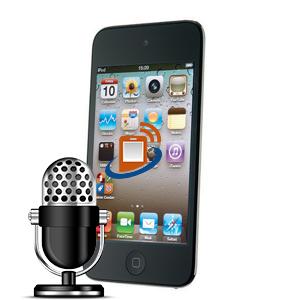 iPod 4 Microphone Repair
