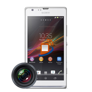Sony Xperia SP Rear Camera Repair