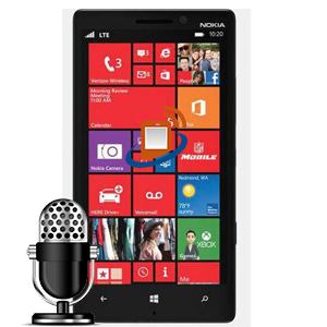 Nokia Lumia 1320 Microphone Repair