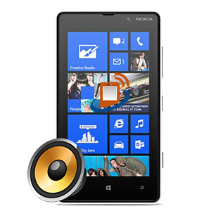 Nokia Lumia 820 Earpiece Repair