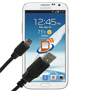 Samsung Note 2 USB / Charging Port Repair