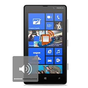 Nokia Lumia 820 Volume & Mute Buttons Repair