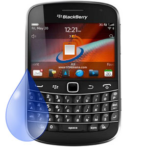 BlackBerry Bold 9900 Water Damage  Repair