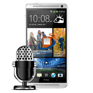 HTC One Max Microphone Repair