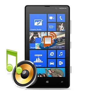 Nokia Lumia 820 Loudspeaker Repair