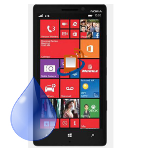 Nokia Lumia 1320 Water / Liquid Damag Recovery