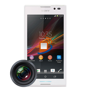 Sony Xperia C Rear Camera Repair