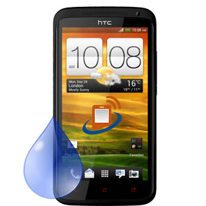 HTC One X Plus Water / Liquid Damag Recovery